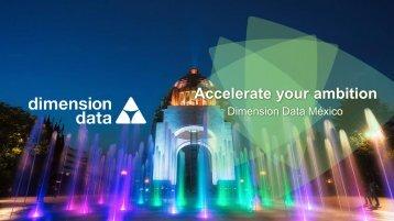 MEXICODimension Data Corporate Overview Presentation