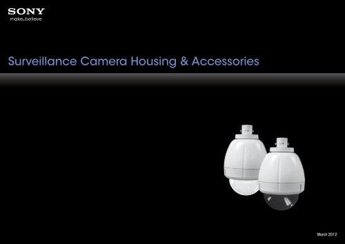 "7/"" Pendant Housings NEW Sony UNI-CMA1 Corner Mount Adapter for UNI"