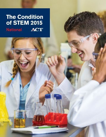 The Condition of STEM 2015