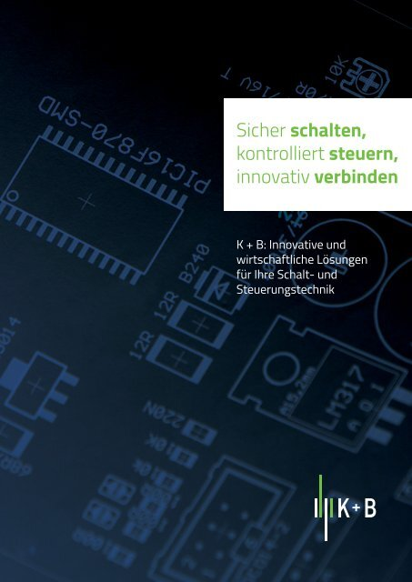 K + B electronic systems