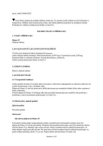 Souhrn údajů o přípravku - Bayer