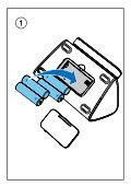 Philips Altoparlante portatile - Istruzioni per l'uso - POL - Page 2