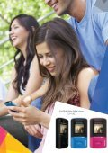 Philips GoGEAR Lettore MP3 - Product Brochure - AEN - Page 6