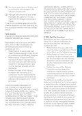 Philips GoGEAR Lettore MP4 - Istruzioni per l'uso - TUR - Page 6