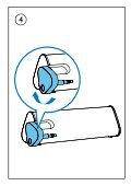 Philips Altoparlante portatile - Istruzioni per l'uso - DEU - Page 5