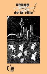 Urban V oices • L 'écho de la ville 2002 - Toronto District School Board