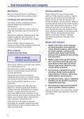 Philips GoGEAR Lettore MP4 - Istruzioni per l'uso - LIT - Page 6