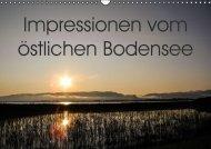 Impressionen vom östlichen Bodensee