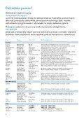 Philips GoGear Lettore audio con memoria flash - Istruzioni per l'uso - POL - Page 2