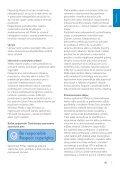 Philips GoGEAR Lettore MP3 - Istruzioni per l'uso - SLK - Page 5