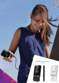 Philips GoGEAR Lettore MP3 - Product Brochure - ENG - Page 4