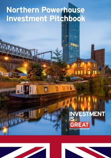 Northern Powerhouse Investment Pitchbook