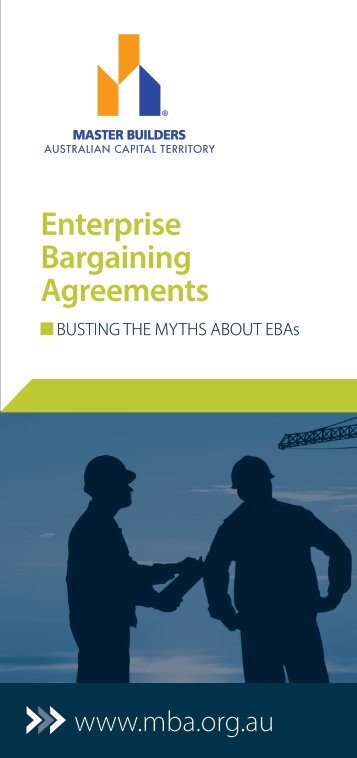 Enterprise Bargaining Agreements