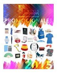 Expos Editores Catalogo de Promocionales