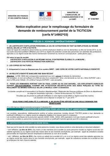 Notice - Les services de l'Etat dans la Loire