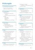 Philips GoGEAR Lettore MP4 - Istruzioni per l'uso - DEU - Page 2
