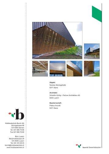 Referenzbuch Gewerbebauten