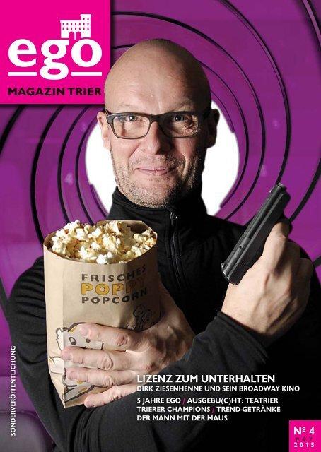 ego Magazin Trier - Ausgabe 4