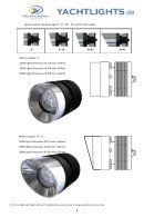 Weldable underwater lights for steel and aluminum hull 10.2015 - Page 6
