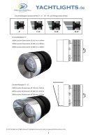 Einschweißbare Unterwasserleuchten für Stahl und Aluminium Rum 10.2015 - Page 6