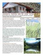 Wandelen in en rond Liptov - Page 2