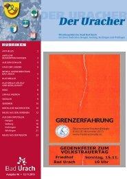 Der Uracher KW 46-2015