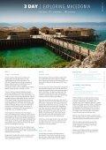 Macedonia Holidays and Tours Catalog - Page 7