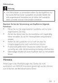 Philips Altoparlanti multimediali 2.1 - Istruzioni per l'uso - DEU - Page 5