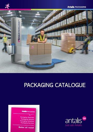 Antalis Packaging Catalogue