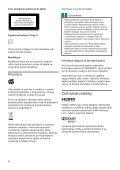 Philips Streamium Sistema Hi-Fi con componente Wi-Fi - Istruzioni per l'uso - SLK - Page 6