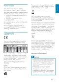 Philips Fidelio Mini altoparlanti SoundSphere - Istruzioni per l'uso - SLK - Page 4