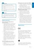 Philips Sistema audio micro classico - Istruzioni per l'uso - SLK - Page 4