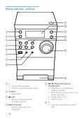 Philips Sistema audio micro classico - Istruzioni per l'uso - SLK - Page 7