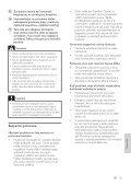 Philips Sistema musicale micro - Istruzioni per l'uso - SLK - Page 5