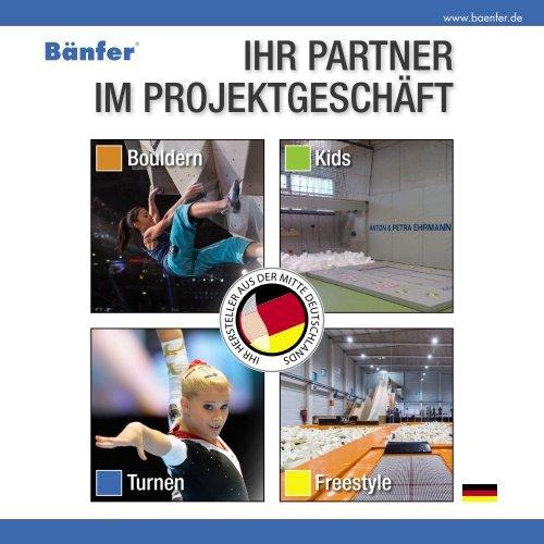 Projektgeschäft DE