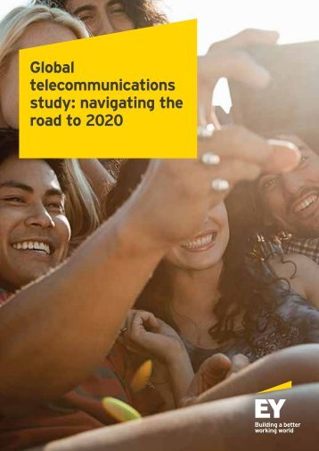 Global telecommunications study navigating the road to 2020