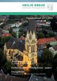 Pfarrbrief 2015 ebook