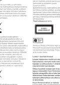 Philips sistema docking per l'intrattenimento - Istruzioni per l'uso - FIN - Page 5