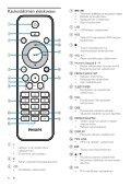 Philips Sistema musicale micro - Istruzioni per l'uso - FIN - Page 7