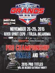 NOVEMBER 26-29 2015