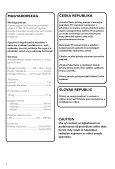 Philips Sistema Micro DVD classico - Istruzioni per l'uso - SLK - Page 2