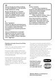Philips Sistema Micro DVD classico - Istruzioni per l'uso - SLK - Page 5