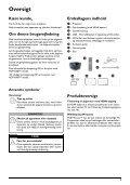 Philips Proiettore a LED Screeneo Smart - Istruzioni per l'uso - DAN - Page 3