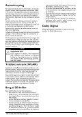 Philips Proiettore a LED Screeneo Smart - Istruzioni per l'uso - DAN - Page 5