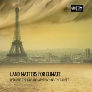 Land Matters for Climate