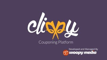 Clippy Coupons - Couponing Platform