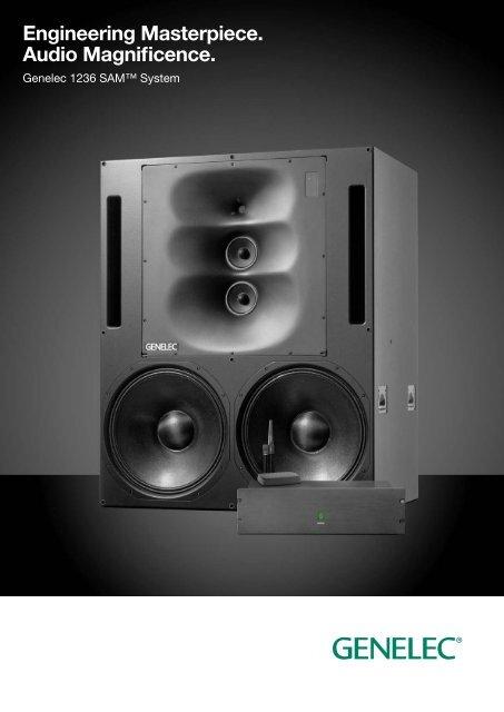 Engineering Masterpiece Audio Magnificence