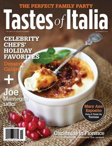 Tastes Italia