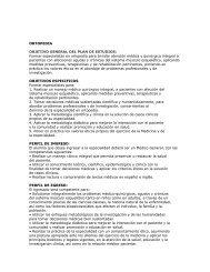 Información... - Facultad de Medicina - Universidad Autónoma de ...