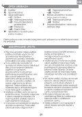 Moulinex FACICLIC LM3001 - Manuale d'Istruzione Hrvatski (Croatian) - Page 4